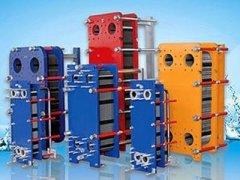 板式换热机组:集中供热系统