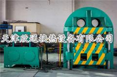 天津板式换热器机组的传热板结构特点