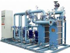 提高板式换热器机组传热系数的方法指导是什么