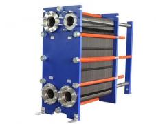 天津板式换热器密封垫片老化的临时处理方法