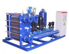 板式换热器机组的优点