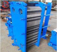 怎么清洗和保护天津板式换热器机组?