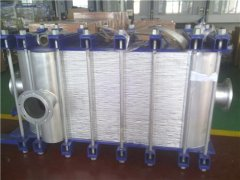 浅析板式换热器机组的原理结构优势及应用