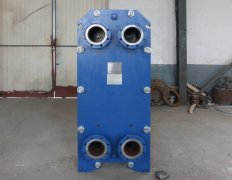 天津板式换热器漏水了怎样办?