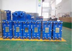 天津板式换热器使用办法以及留意事项