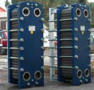 板式换热器机组密封垫老化的问题解决方式