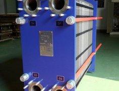 板式换热器结构原理及分类
