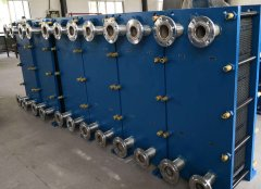 板式换热器橡胶件替换步骤
