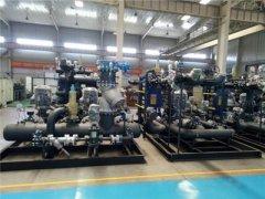 板式换热器机组是怎样提升功率的?