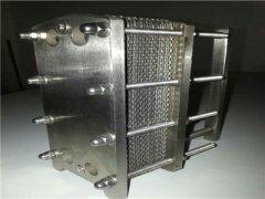 板式换热器机组的关键部分应该怎样调试?