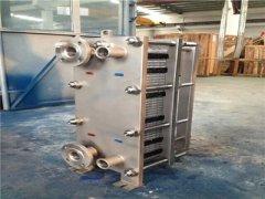 板式换热器机组怎样防备腐蚀损害?