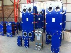 如何提高天津板式换热器工作效率?