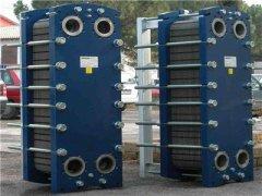 天津板式换热器橡胶件更换步骤