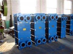 天津板式换热器浅谈其产品的维修说明