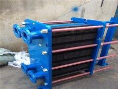 板片材质对天津板式换热器效果的影响