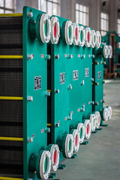换热器安装:如何优选板式换热器密封垫片