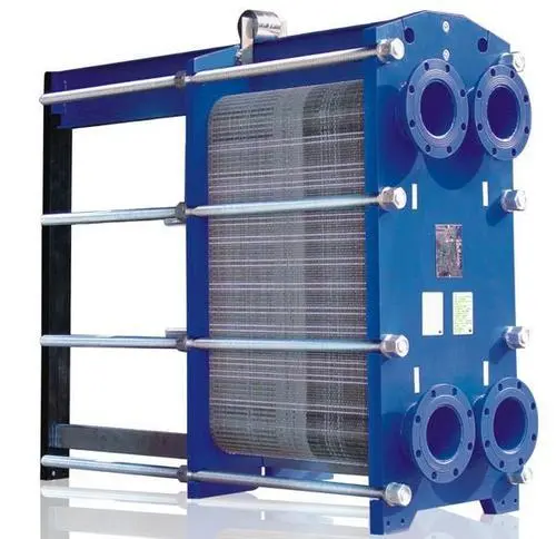 板式换热器机组运用之热水运用